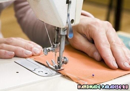 Как сшить теплое одеяло в технике пэчворк (4)