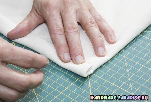 Как сшить теплое одеяло в технике пэчворк (8)