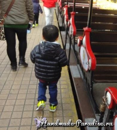 Как сшить детский стеганый пуховик (3)