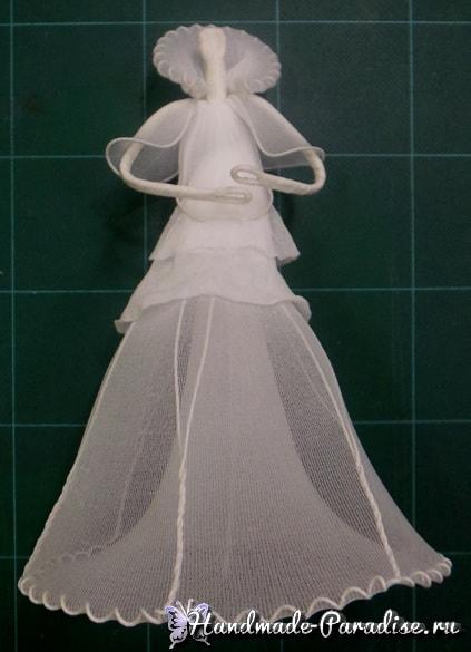 Куклы из капрона на проволочном каркасе (13)