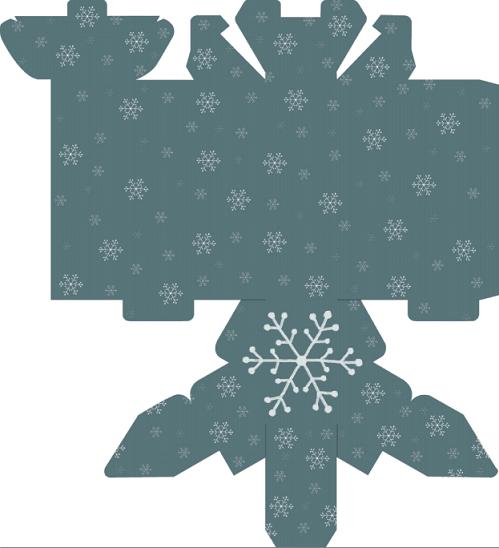 Шаблоны коробочек из бумаги (1)
