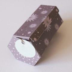 Шаблоны коробочек из бумаги (2)