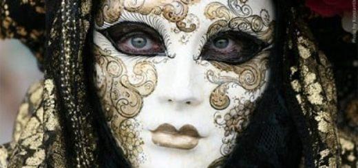Виды карнавальных масок