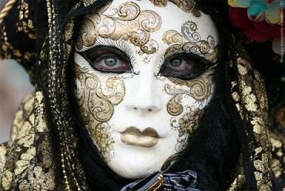 Виды карнавальных масок (3)
