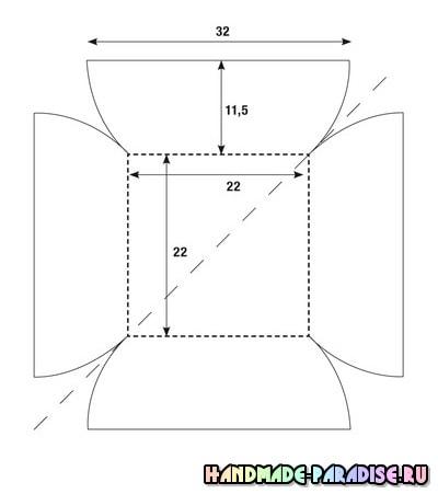 Шелковое лоскутное одеяло в технике пэчворк (5)