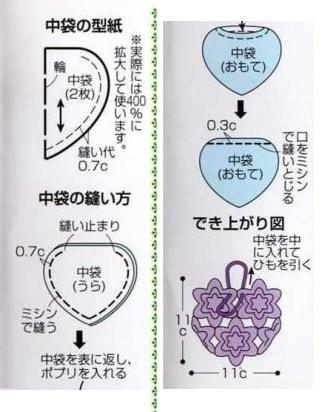 Ароматное сердечко в вязаной одежке (3)