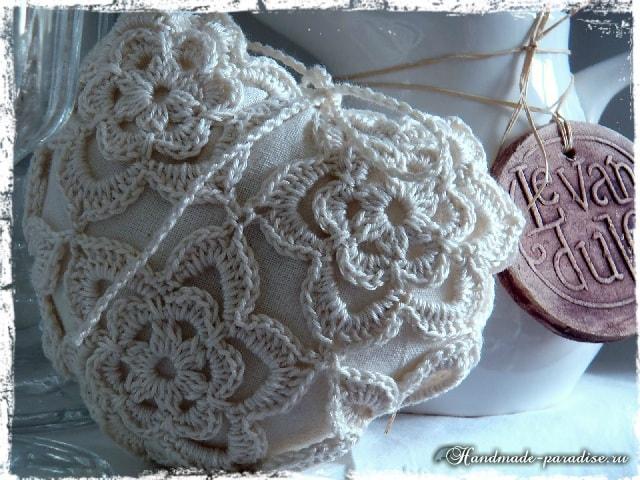 Ароматное сердечко в вязаной одежке (4)