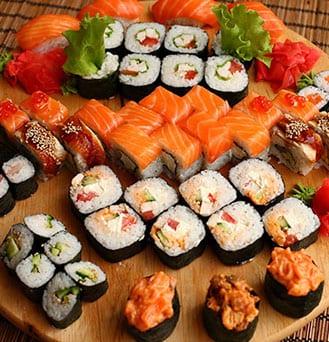 Где покушать суши в Пушкино (2)
