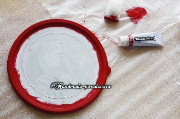 Шкатулка для рукоделия из салатницы (3)