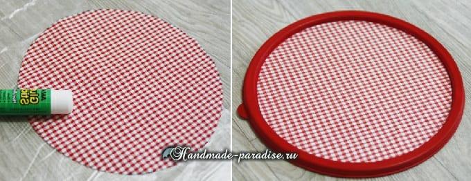 Шкатулка для рукоделия из салатницы (4)