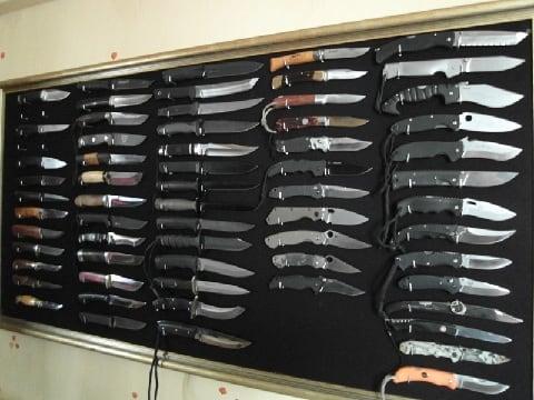 Коллекционирование ножей – увлечение настоящих мужчин (2)