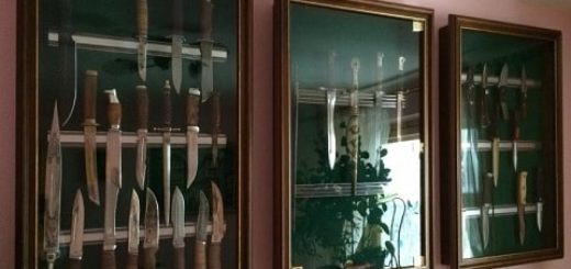 Коллекционирование ножей – увлечение настоящих мужчин