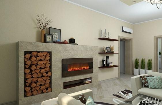 Виды каминов, подходящих для установки в городской квартире (5)