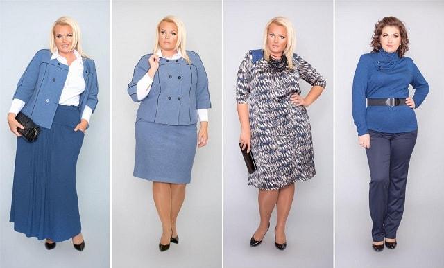Женская верхняя одежда больших размеров Mirage Style (4)
