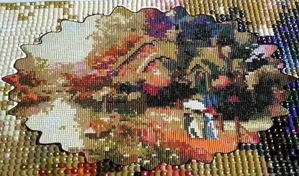 Алмазная вышивка - набирающий популярность вид рукоделия (3)
