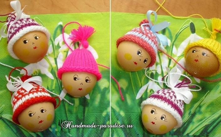 Как связать шапочку для яйца (5)