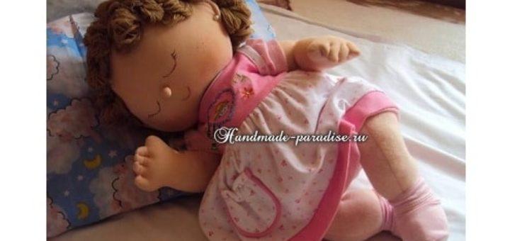Выкройка куколки сплюшки