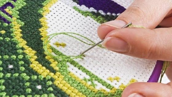 Первые шаги начинающей рукодельницы - вышивка крестиком