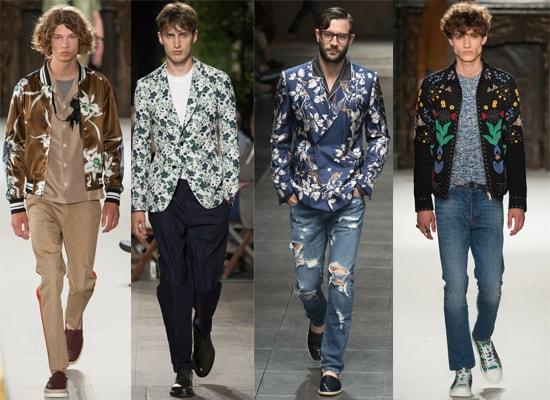 Тренды весны 2016 года для мужчин