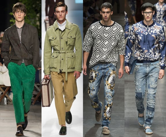 Тренды весны 2016 года для мужчин (3)