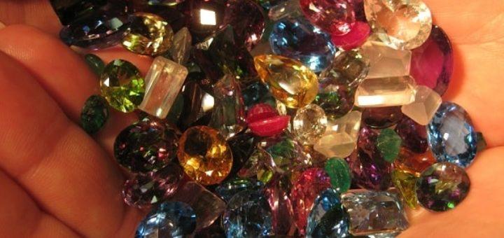 Волшебная сила драгоценных камней