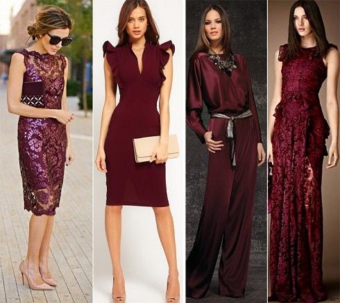 Благородный и элегантный цвет марсала – в моде и 2016 году (5)