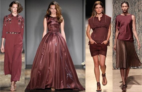 Благородный и элегантный цвет марсала – в моде и 2016 году (6)
