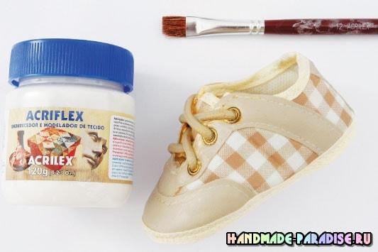 Детская обувь как элемент декора (2)
