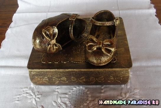Детская обувь как элемент декора (4)