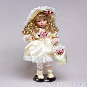 Авторские фарфоровые куклы ручной работы – роскошь в каждой детали (2)