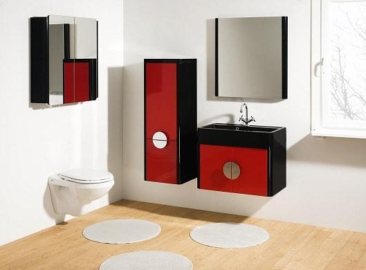 Дизайн небольшой ванной комнаты (4)