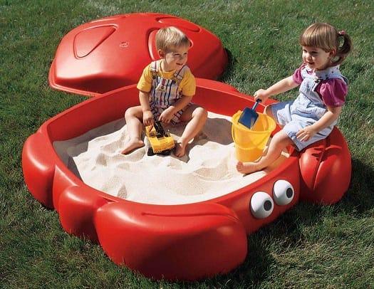 Игровое пространство - детская песочница для дачи и другое (3)