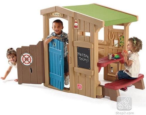 Игровое пространство: детская песочница для дачи и другое (4)