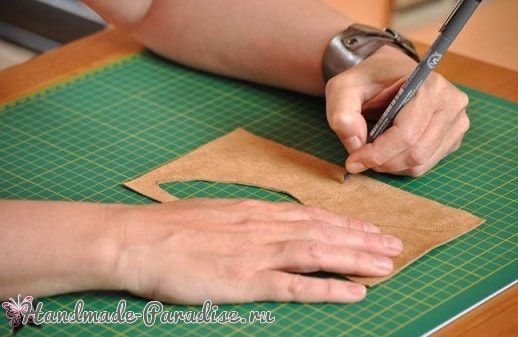 Пишущее перо и чернила своими руками (7)