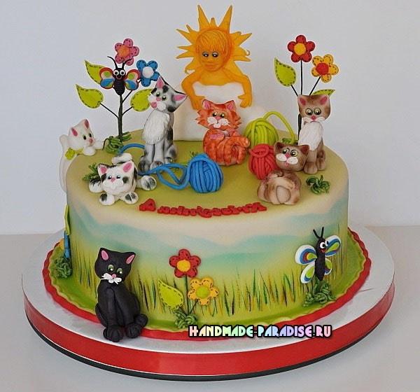 Подставка для торта своими руками (10)