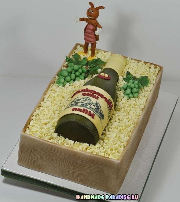Подставка для торта своими руками (11)