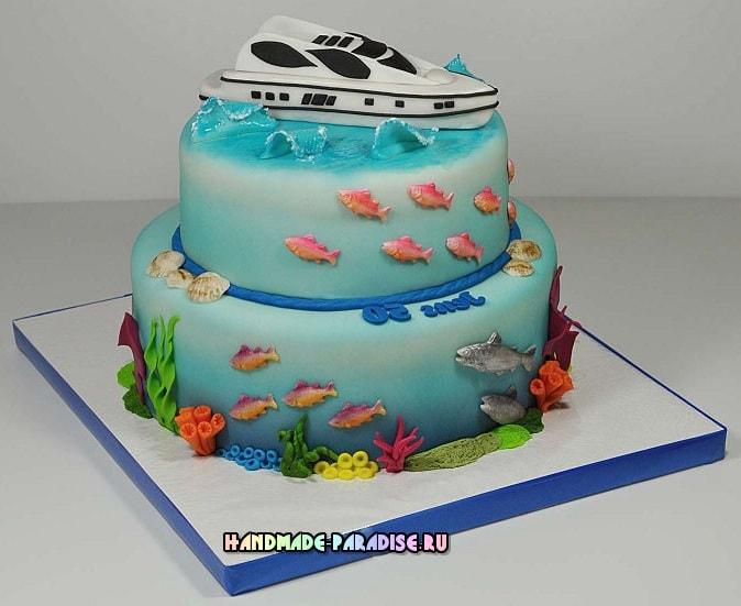 Подставка для торта своими руками (12)