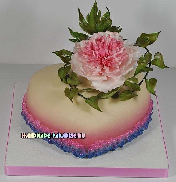 Подставка для торта своими руками (13)