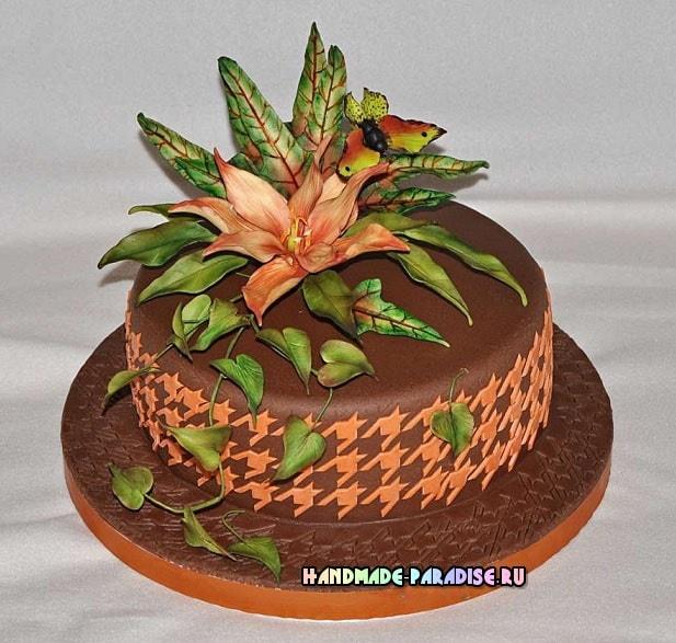 Подставка для торта своими руками (2)