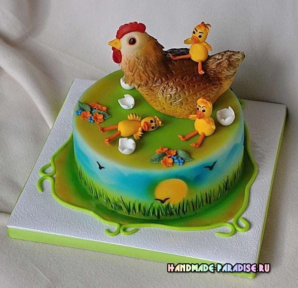 Подставка для торта своими руками (3)
