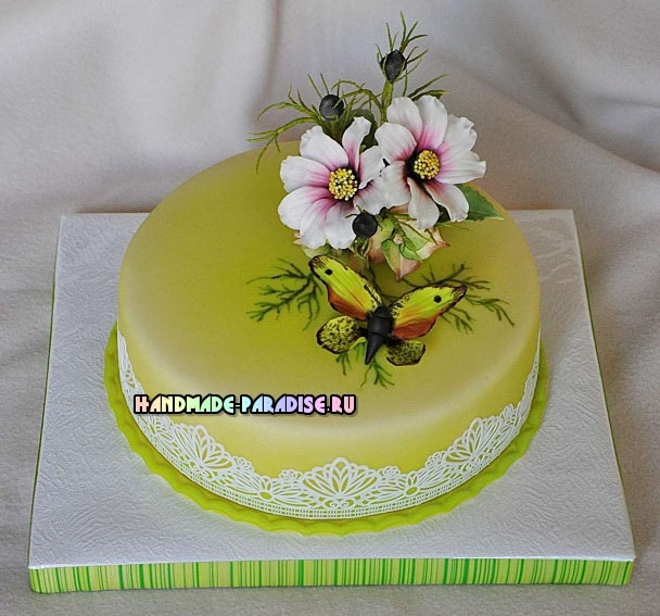 Подставка для торта своими руками (7)