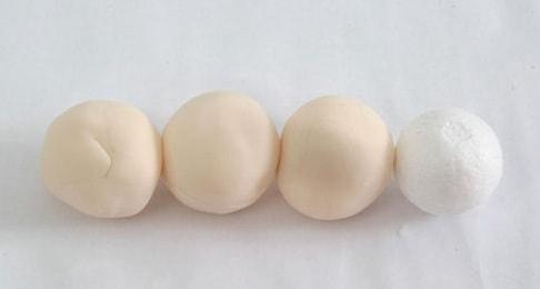 Салфетница с усатым пекарем из полимерной глины (3)
