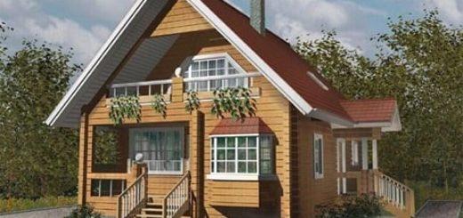 Как построить и перекрыть крышу дома своими руками
