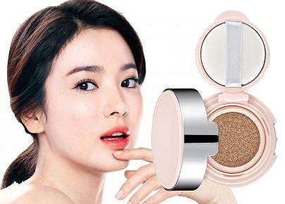 Как сделать Cushion - модный корейский компактный тон