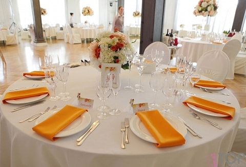 Оформление свадебного зала (2)