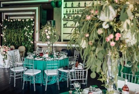 Оформление свадебного зала (3)