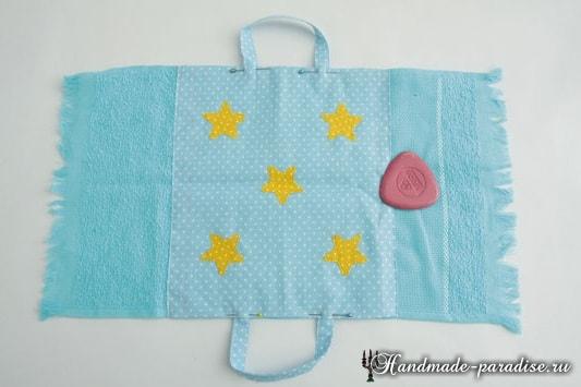 Шьем дорожную сумочку для предметов личной гигиены (6)