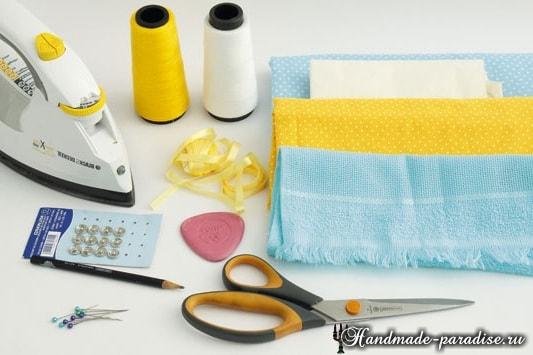 Шьем дорожную сумочку для предметов личной гигиены (8)