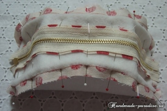 Шьем футляр, очечник своими руками (6)