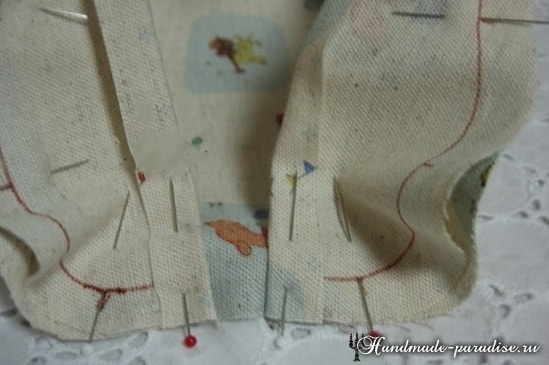 Шьем футляр, очечник своими руками (9)